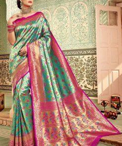 Alisha Voguish Soft Silk Sarees