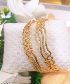 Fancy Designe Diamond Bangle