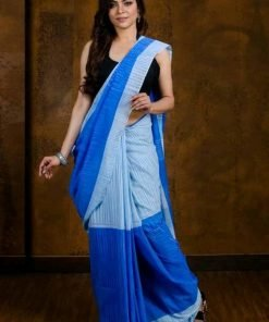 Charvi Alluring Handloom Cotton Woven Sarees