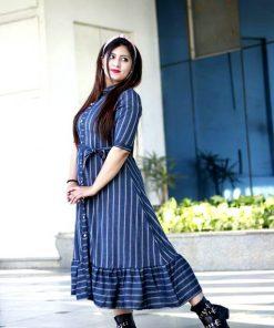 Beautiful Designer Reyon Kurti