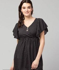 Trendy Casual Wear Crepe Top for Women