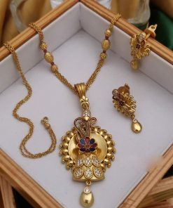 Fine Crafted Traditional Jewellery Set
