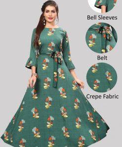 Beautiful Women Printed Dresses