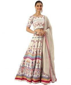 Women's Wear Flared Lehenga Choli